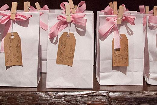 Top Eetbare huwelijksbedankjes | Ann & John bruidsmode &GZ66